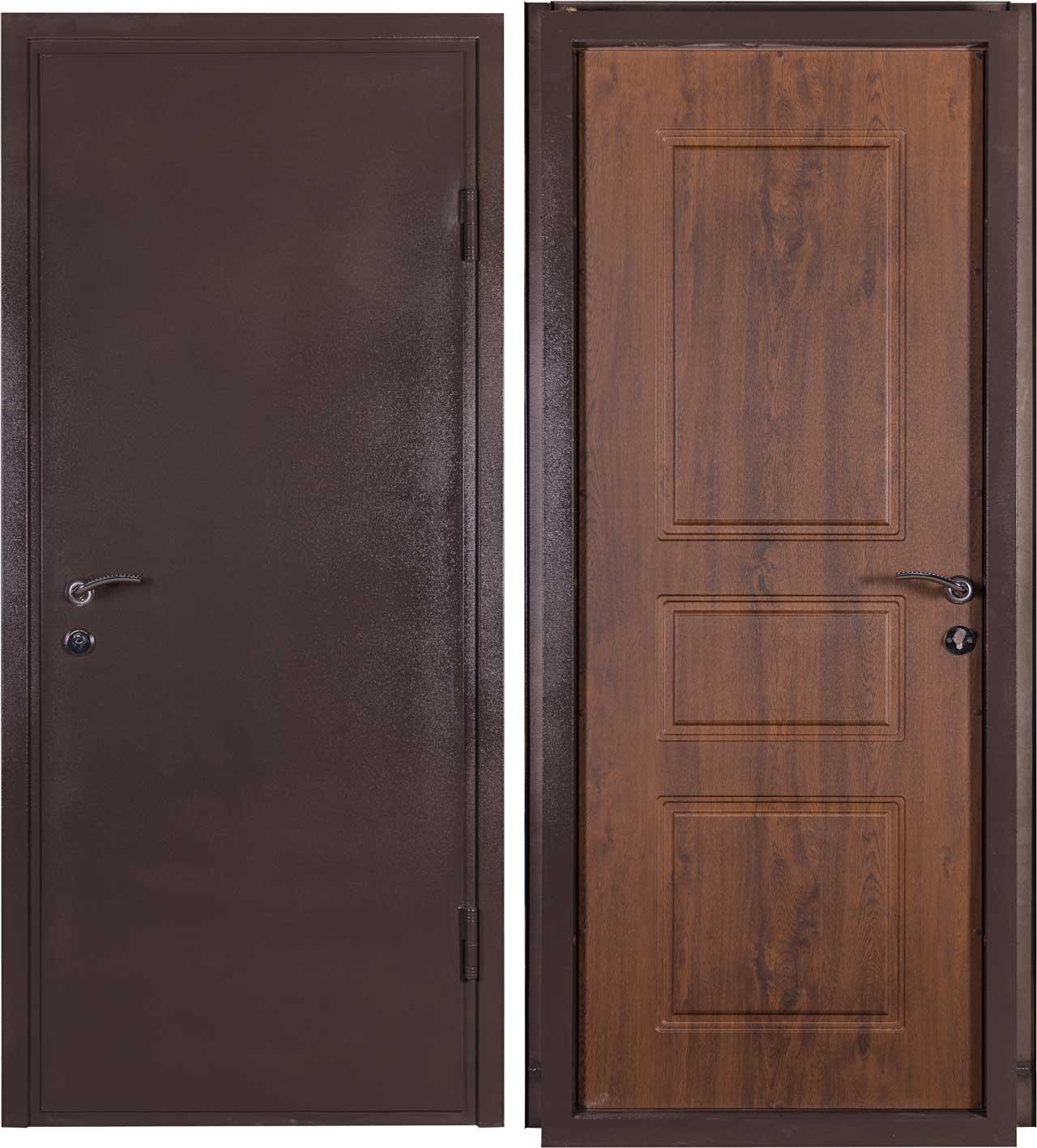 Дверь входная. Cерия URBAN Модель: STREET